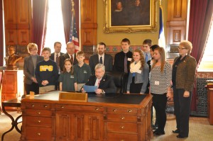 School Choice Week Proclamation